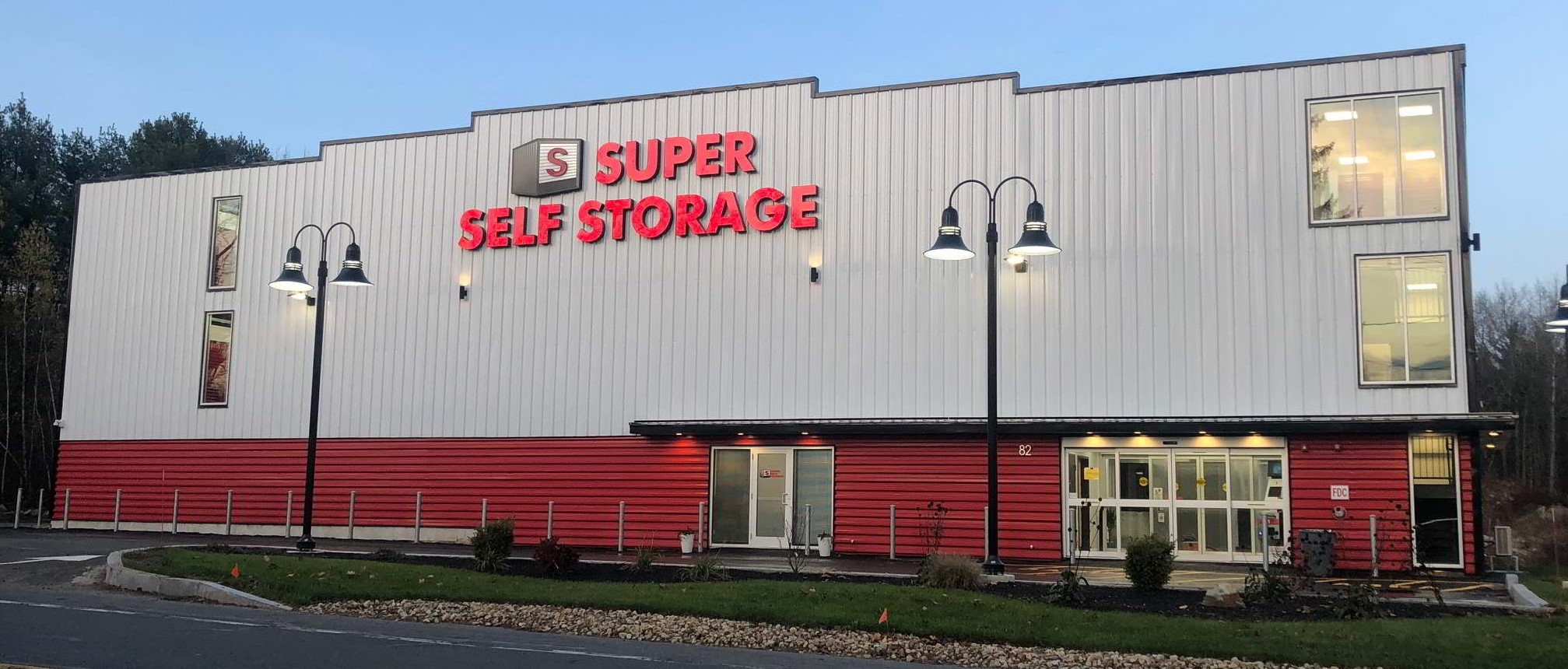 Storage property exterior