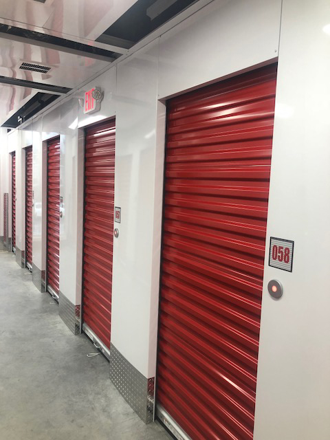 Indoor Air Conditioned Storage Units