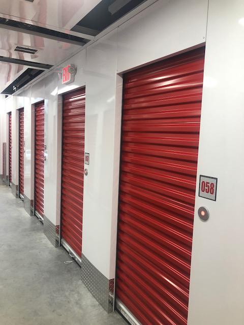 Indoor Air Conditioned Storage Units